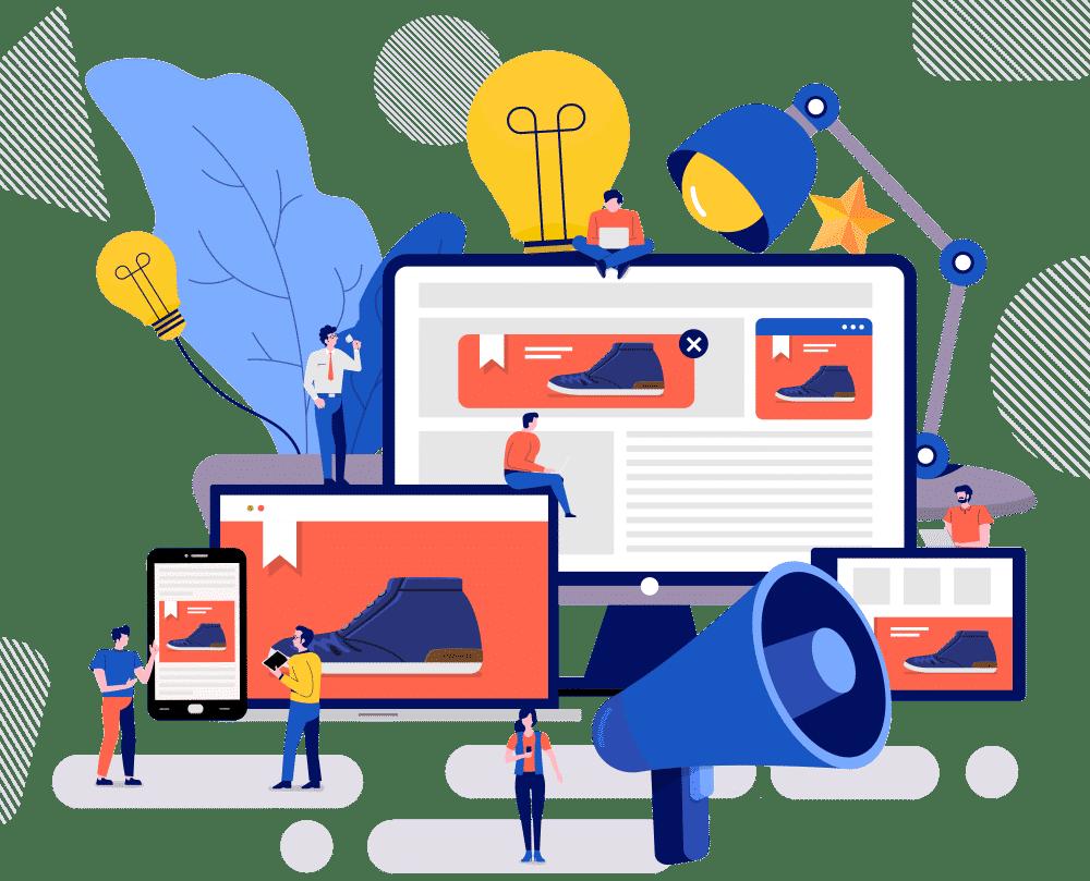 Ranking Online Marketing