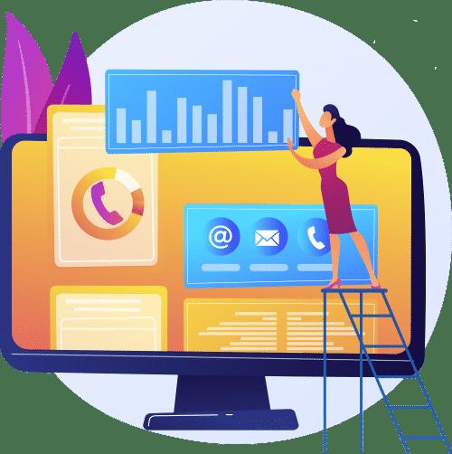 steigerung website kundenanfragen