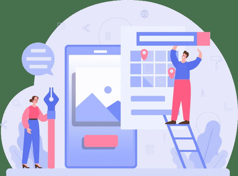 webdesign trends 2021 blog