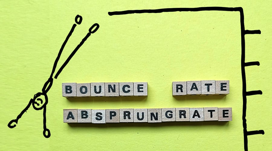 Bounce Rate Absprungrate